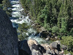Boulder River (Sweet Grass County, Montana) - A section of the upper Boulder River