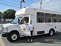 Bourne, MassDOT & CCRTA Vehicle Donation, August 2,2010 (4856263747).jpg