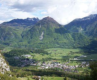 Municipality of Bovec Municipality in Slovenia