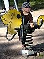 Boy in Park - Suomenlinna Fortress - Helsinki - Finland (35147400504).jpg