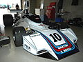 Brabham BT42 in boxes at Silverstone 2005.jpg