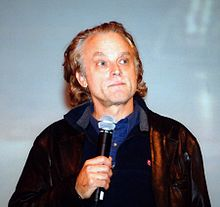 O actor estatounitense Brad Dourif en 2002.