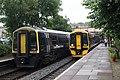 Bradford-on-Avon - SWR 159007 meets GWR 158798.JPG