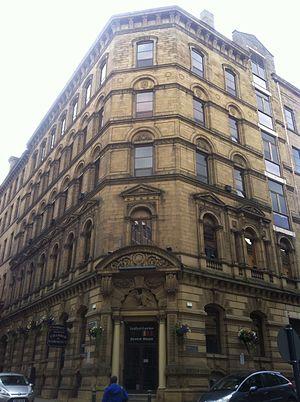 Bradford Chamber of Commerce, Little Germany