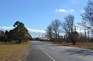 Breadalbane, New South Wales Town in New South Wales, Australia