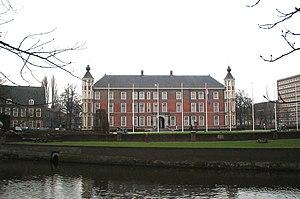 Koninklijke Militaire Academie - Image: Breda kasteel