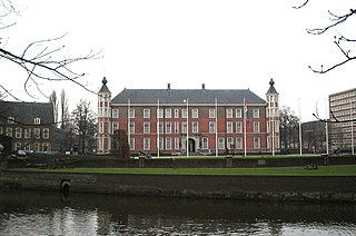 Breda Castle Castle in the netherlands