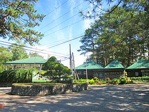 Brent International School - Image: Brent School in Baguio City