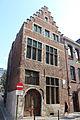 Breughel House rue Haute 132 Hoogstraat Brussels 2011-09.jpg