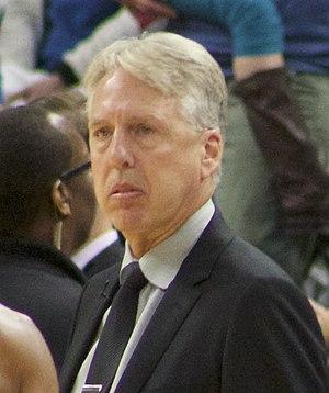 Brian Agler - Agler in 2016