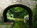 Bridge No 45, Shropshire Union Canal at Knighton, Staffordshire - geograph.org.uk - 1459497.jpg