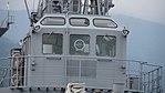 Bridge of JMSDF YT-64 front view at Maizuru Naval Base July 29, 2017.jpg