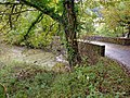 Bridge over Afon Ceri, Dol-gôch - geograph.org.uk - 997374.jpg