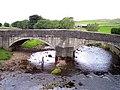 Bridge over River Ribble at Horton in Ribblesdale - geograph.org.uk - 937445.jpg