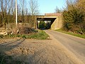 Bridge under the A14 - geograph.org.uk - 1216906.jpg