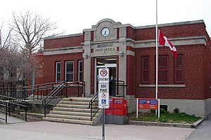 Brighton, Ontario - Post Office