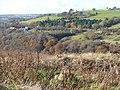 Brithdir Cemetery - geograph.org.uk - 1049235.jpg