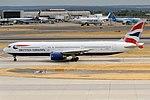 British Airways, G-BZHA, Boeing 767-336 ER (30536908008).jpg