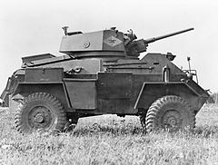 Humber Armoured Car Mk IV