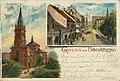 Bromberg, Posen - Paulskirche; Danziger Straße (Zeno Ansichtskarten).jpg
