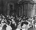 Brooke Hart lynch mob at courthouse doors.jpg
