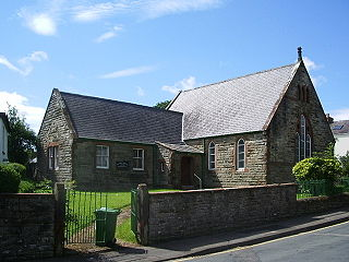Great Broughton, Cumbria Human settlement in England
