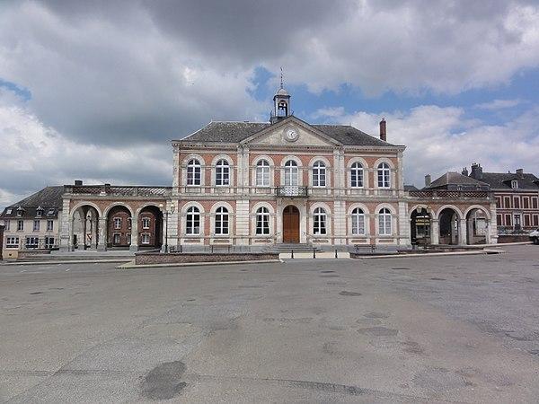 Photo de la ville Brunehamel