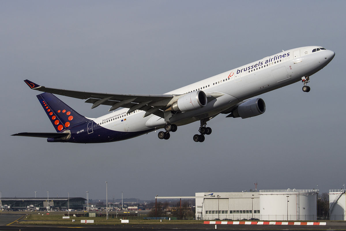 brussels airlines wikipedia