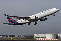 OO-SFM - A333 - Brussels Airlines