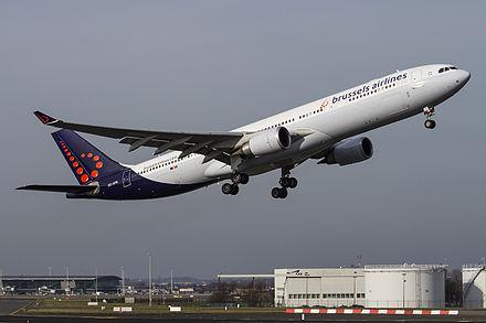 brüssel airlines ticket