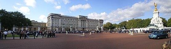 Buckingham Palace, 2008