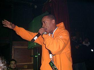 Buckshot (rapper) - Buckshot in 2003