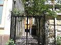 Bucuresti, Romania, Casa cu pravalie de pe Str. Patrascu Voda nr. 3; B-II-m-B-19367 (detaliu 3).JPG