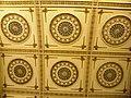 Bucuresti, Romania, Palatul Regal (Muzeul National de Arta al Romaniei - Pavilionul Sala Tronului - Sala Tronului - interior 6 - plafon ); B-II-m-A-19856.JPG