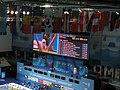 Budapest2017 fina world championships - 200freestyle - scoreboard - results - on screen Yang Sun.jpg