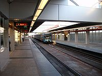 Budapest Metro Pillangó utca.JPG