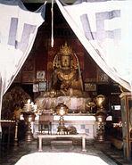 Buddhist gompa, Swayambhunath