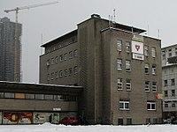 Budynek socrealizm