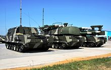 Buk-M1-2 air defence system in 2010.jpg
