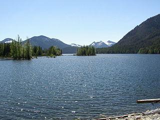 Bumping Lake