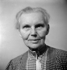 Marie Elisabeth Lüders