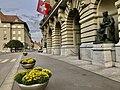 Bundeshaus , Swiss Parliament Bern ( Ank Kumar ) 08.jpg