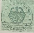 Bundessiegel des Hauptzollamtes Gießen Nr. 18.png