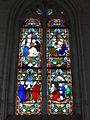 Burelles (Aisne) église, vitrail.JPG