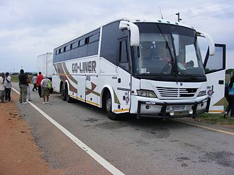 Lilongwe - Lilongwe to Johannesburg bus