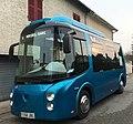 Bus Wolta en test sur la ligne 2 de Colibri (direction gare de Miribel).jpg