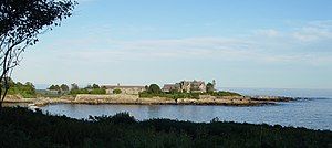 Bush compound - The Walker's Point estate