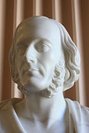 Bust of Prof James Miller, by Sir John Steell, Old College, University of Edinburgh.jpg