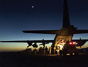 C-130 321st AES 187AW Afghanistan 2003