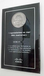 CCIE Certification - Wikipedia